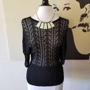 The Limited Black Blouse S